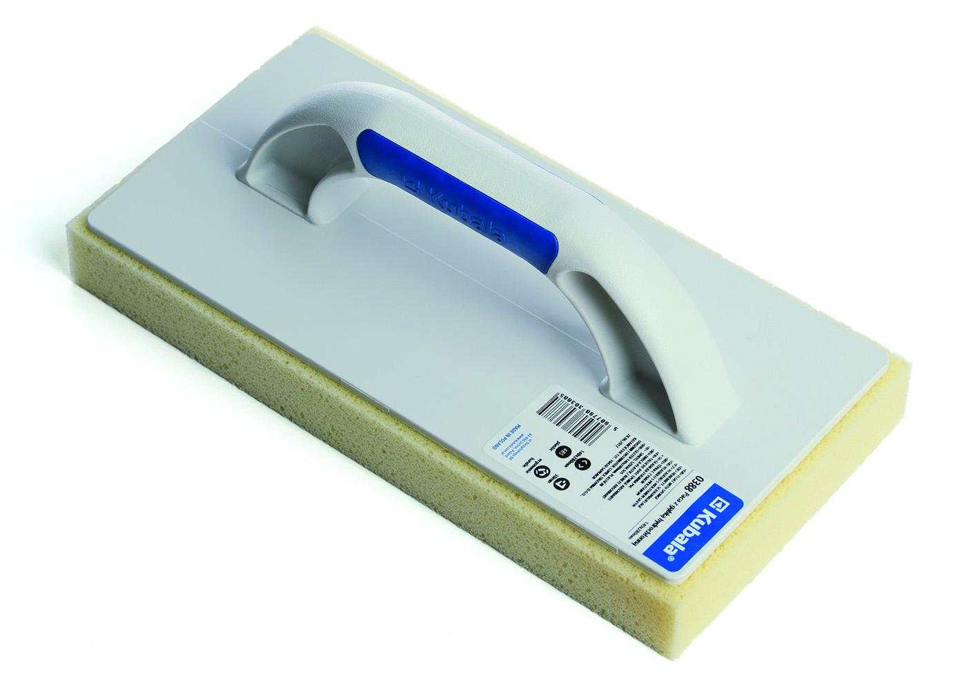 Gleter PVC s upijajućom spužvom, SOFT GRIP, 140x280 mm