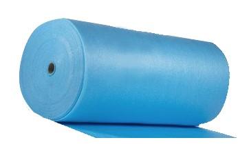 Polietilenska folija za zaštitu od udarnog zvuka u sustavima glazura, ETHAFOAM 10 mm, 50/1