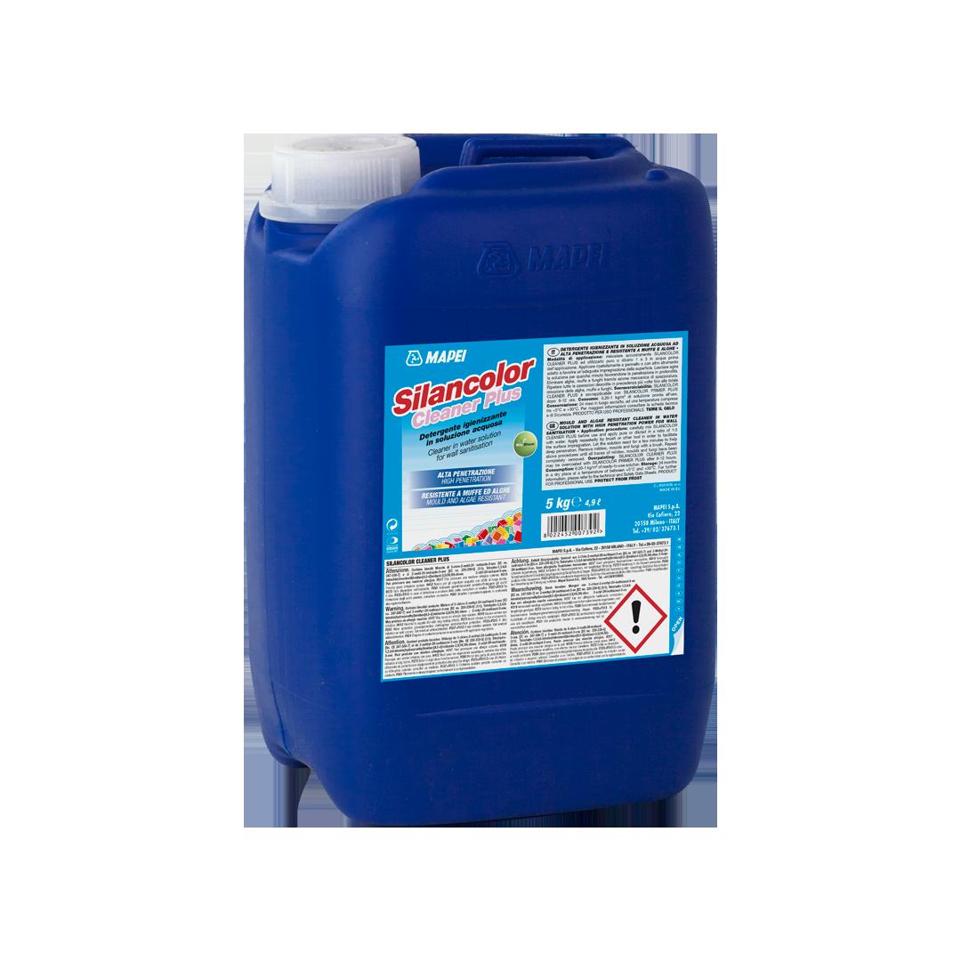 Sredstvo za čišćenje zidova od gljivica i plijesni, SILANCOLOR CLEANER PLUS, 1 kg, MAPEI