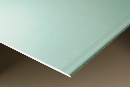 Impregnirana gips kartonska ploča GKBI, 15x1250x2000 mm, KNAUF