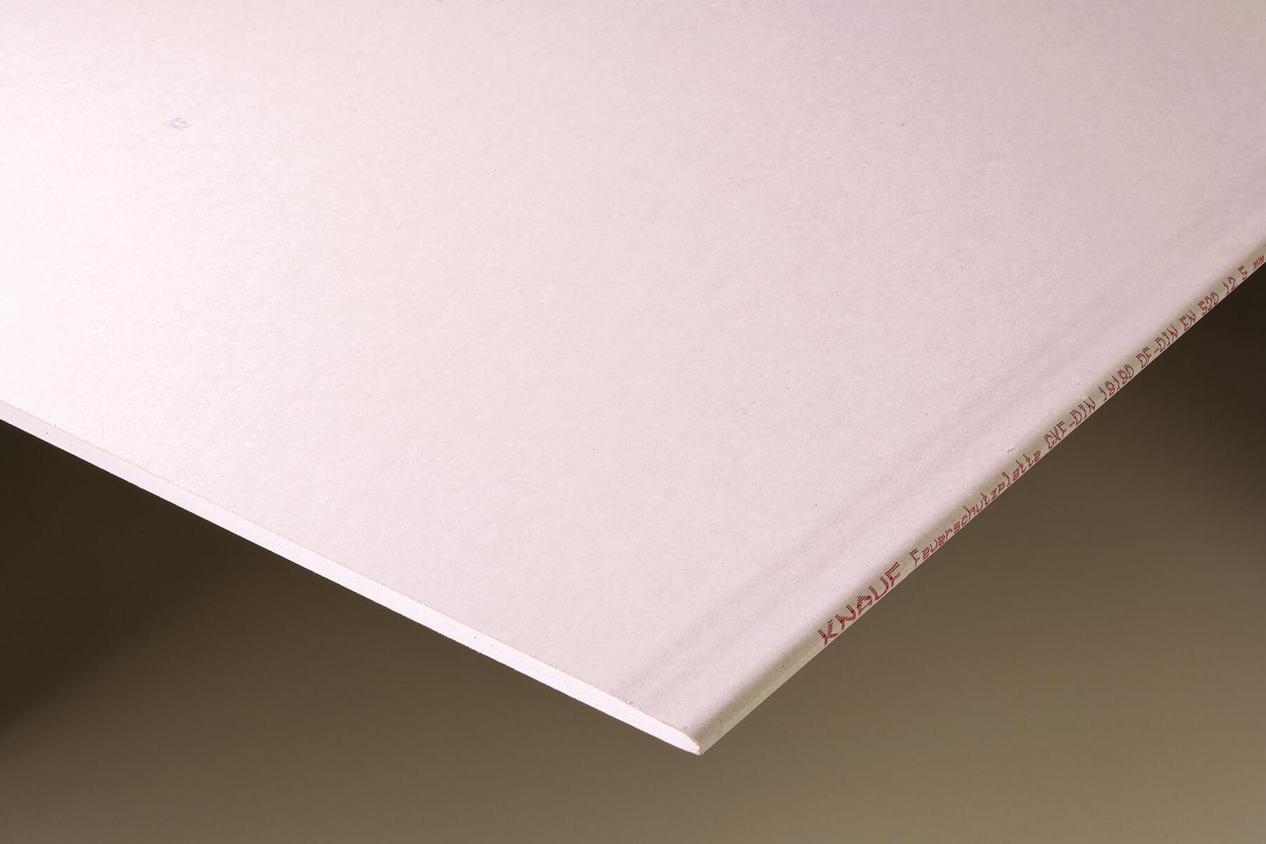 Vatrootporna gips kartonska ploča GKF, 12,5x1250x2000 mm, KNAUF