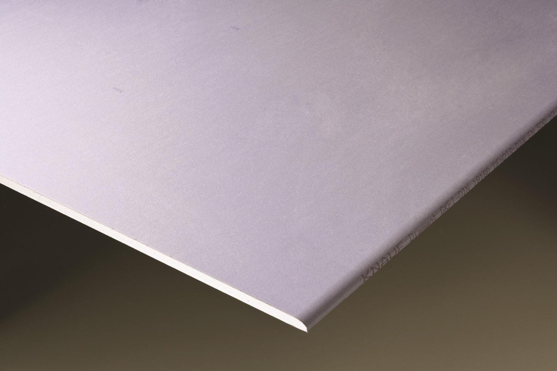 Gipsana ploča, DIAMANT, 12,5x1250x2000 mm, KNAUF