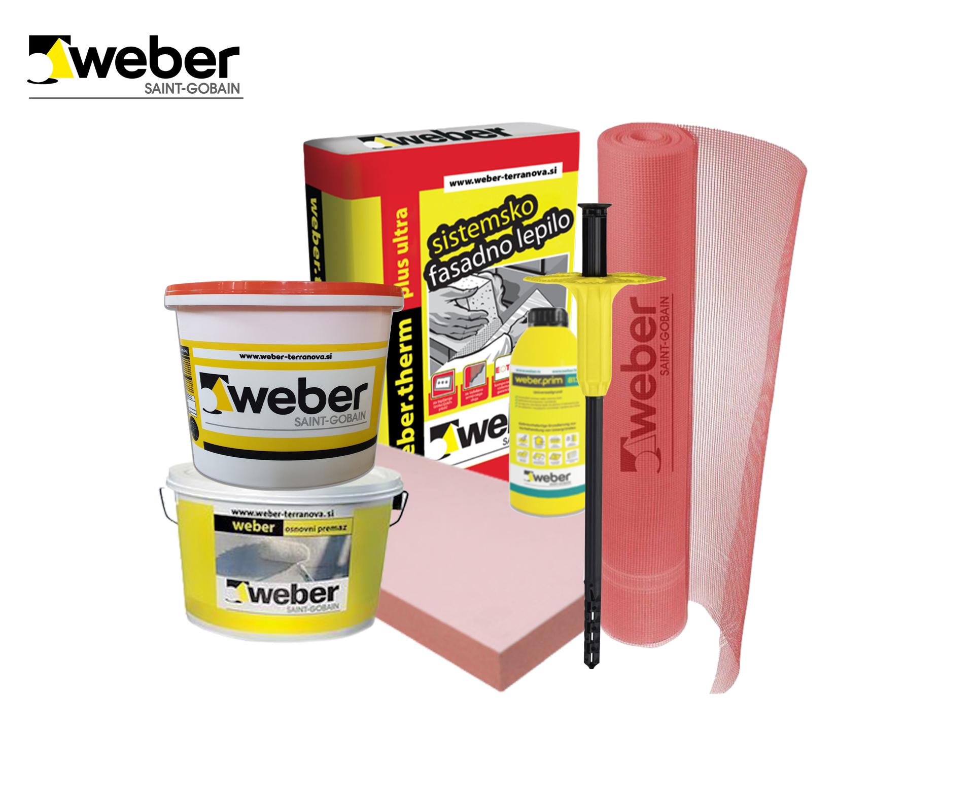 Fasadni sustav-WEBER.THERM PLUS ULTRA 020