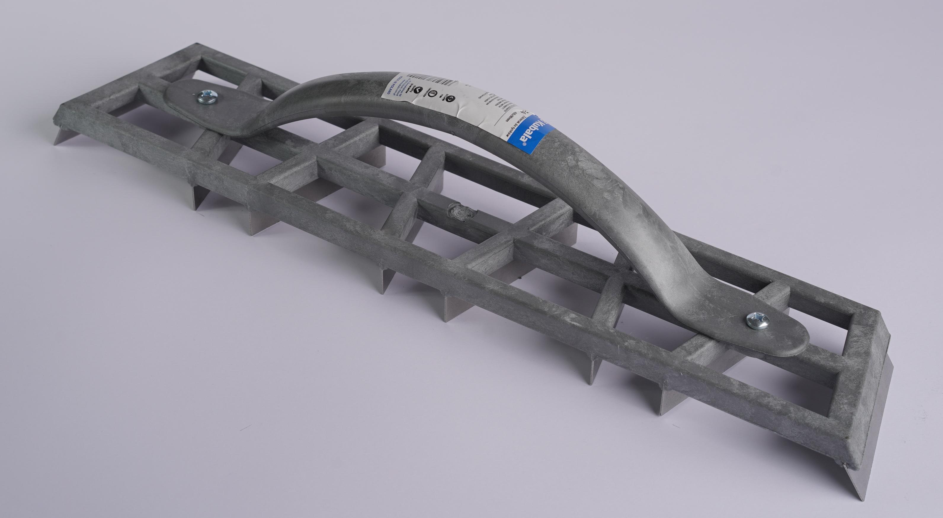 Strugač za žbuku, FIBERGLASS, 465x90 mm