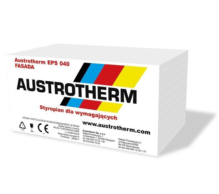 Stiropor EPS 100, 6 cm,  AUSTROTHERM