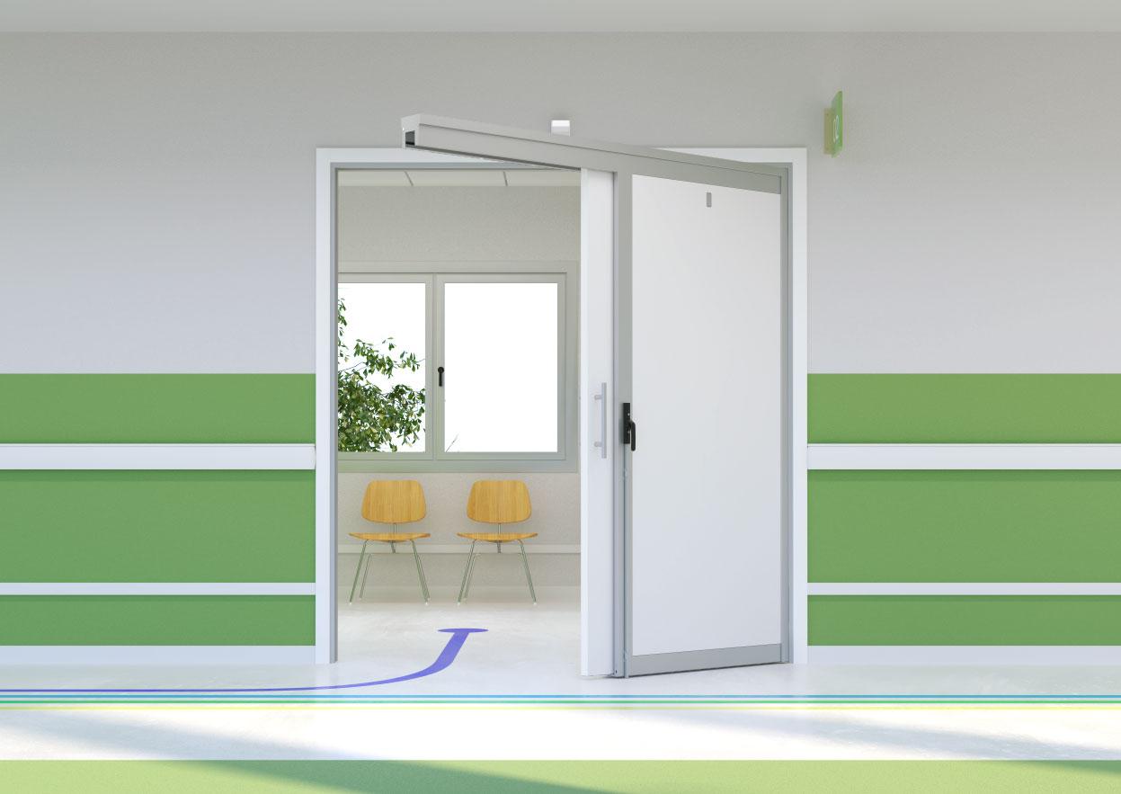 Eclisse TWICE klizno-zaokretna vrata