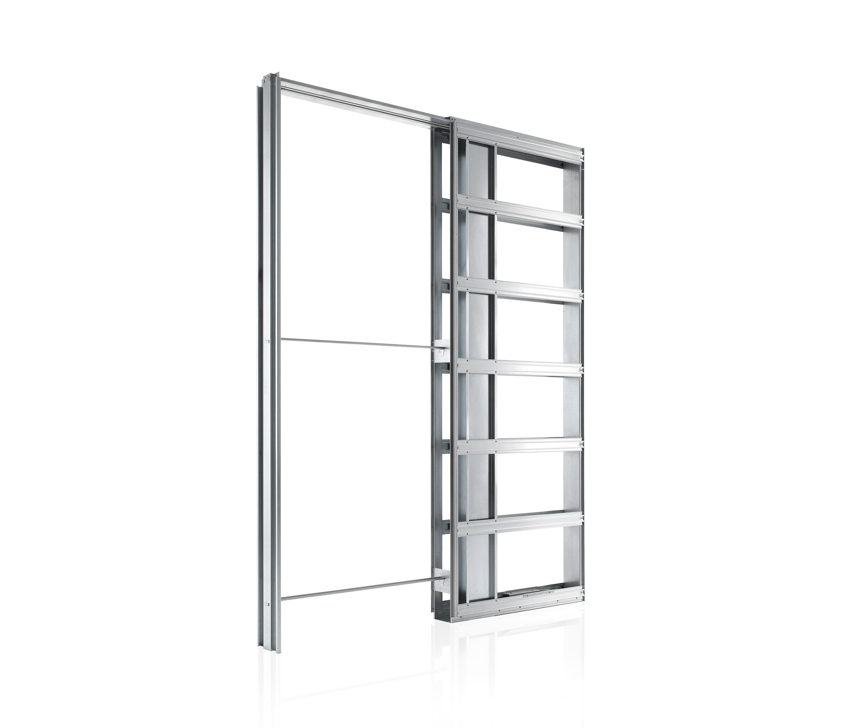 Kazeta za klizna vrata 600x2100, UNICO SD, ECLISSE