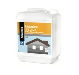 Univerzalni temeljni predpremaz za fasade, FASADEX, 25 kg, CHROMOS