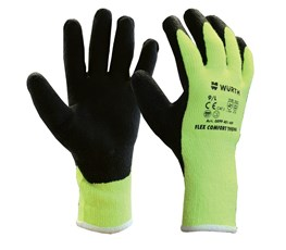 Zaštitne rukavice za montažu FLEX COMFORT THERMO, vel. 11, WURTH