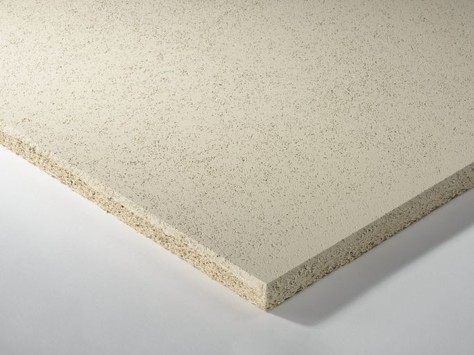 Stropna ploča mineralna HERADESIGN PLANO, 25x600x1200 mm,  AMF
