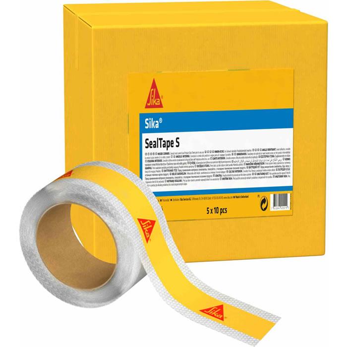 Traka za hidroizolaciju spojeva SEALTAPE-S. 120/70 mm, 1 metar, SIKA