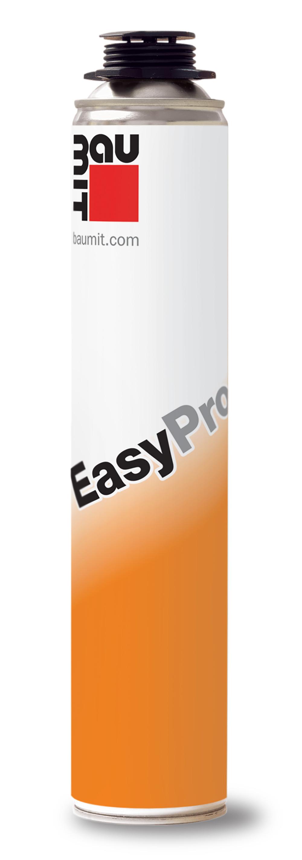 Pur pjena slaboekspandirajuća, EASY-PRO, 800 ml, BAUMIT