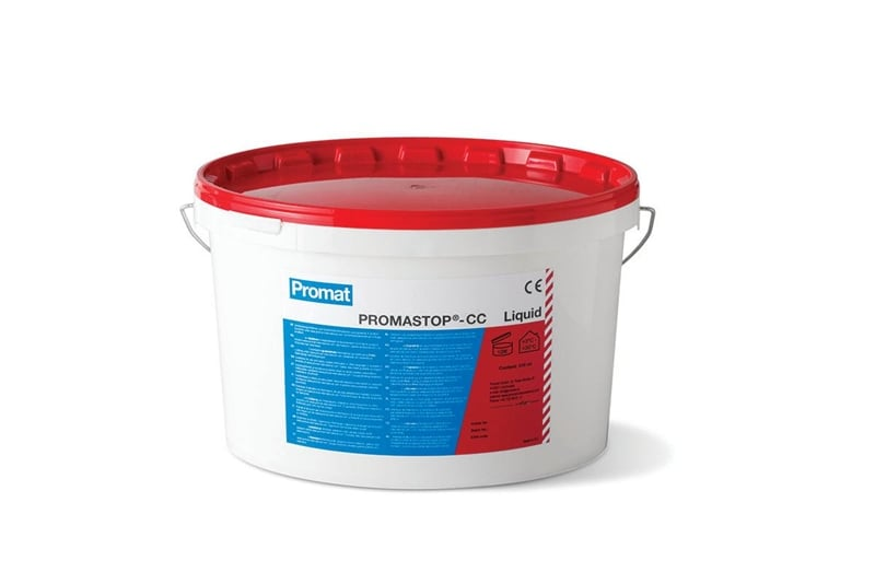 Protupožani hibridni premaz na bazi vode PROMASTOP CC, 12,5 kg, PROMAT