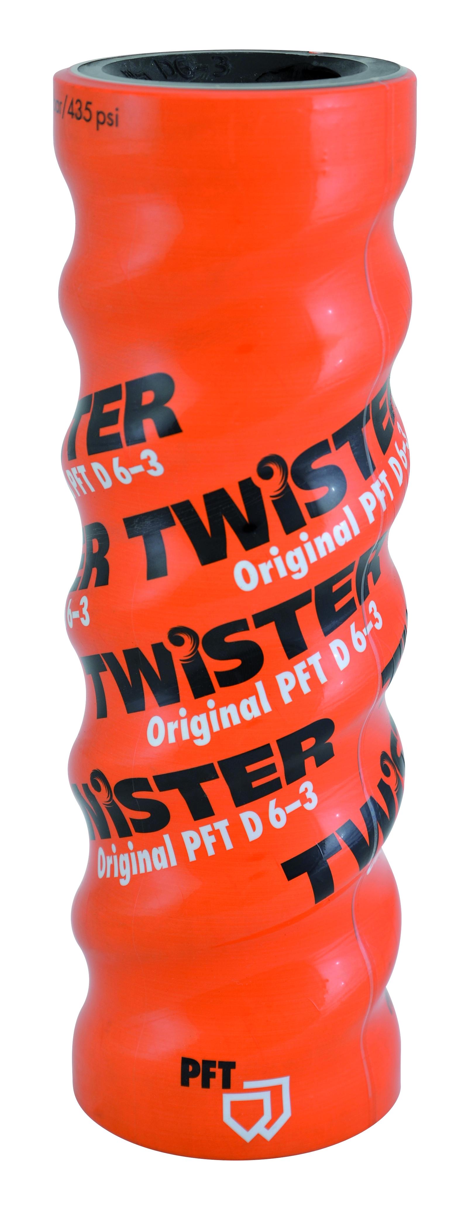 Stator-twister D6-3, PFT