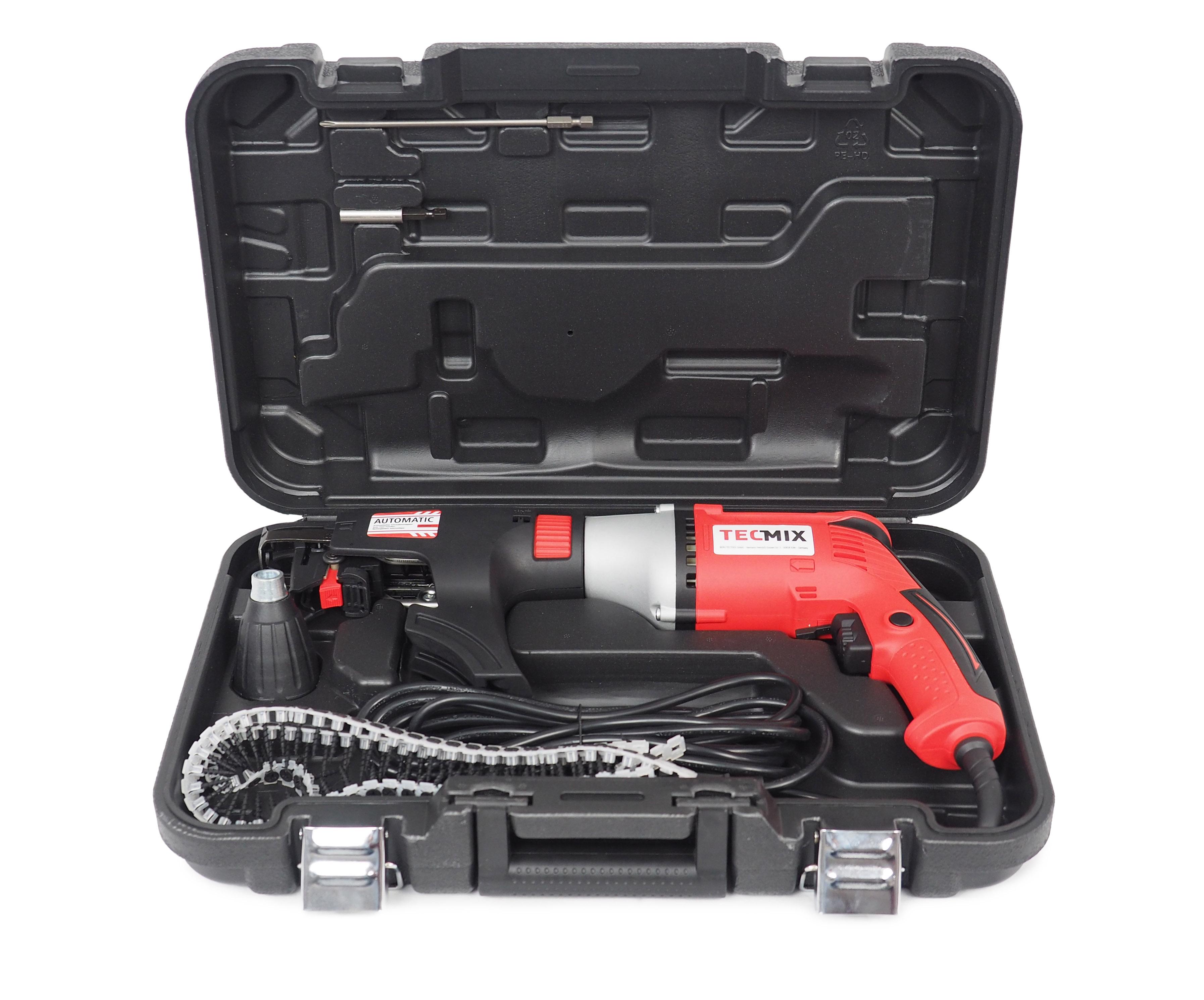 Odvijač električni za uvrtanje vijaka  TMX TBS 550, BERG