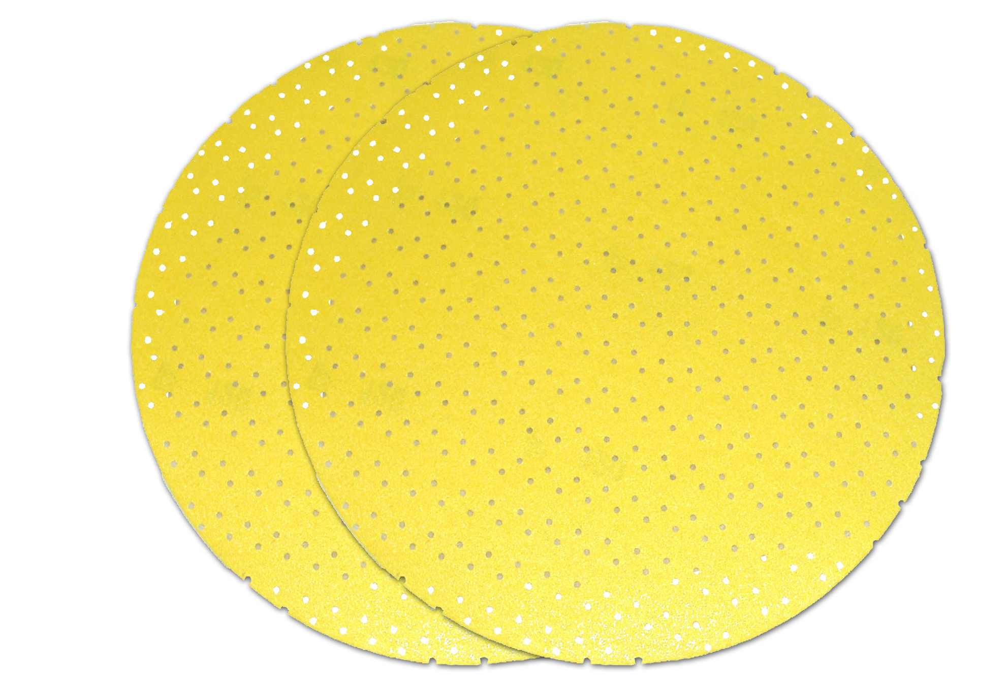 Brusni papir na čičak perforirani, promjer 225 mm granulacija 100, BERG