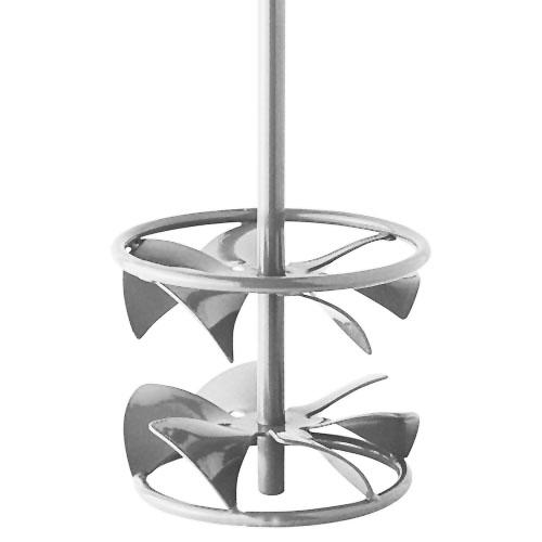 Šipka za miješanje tekućih materijala, dvije zone, s diskom s prstenom SRR DBM 120G, BERG