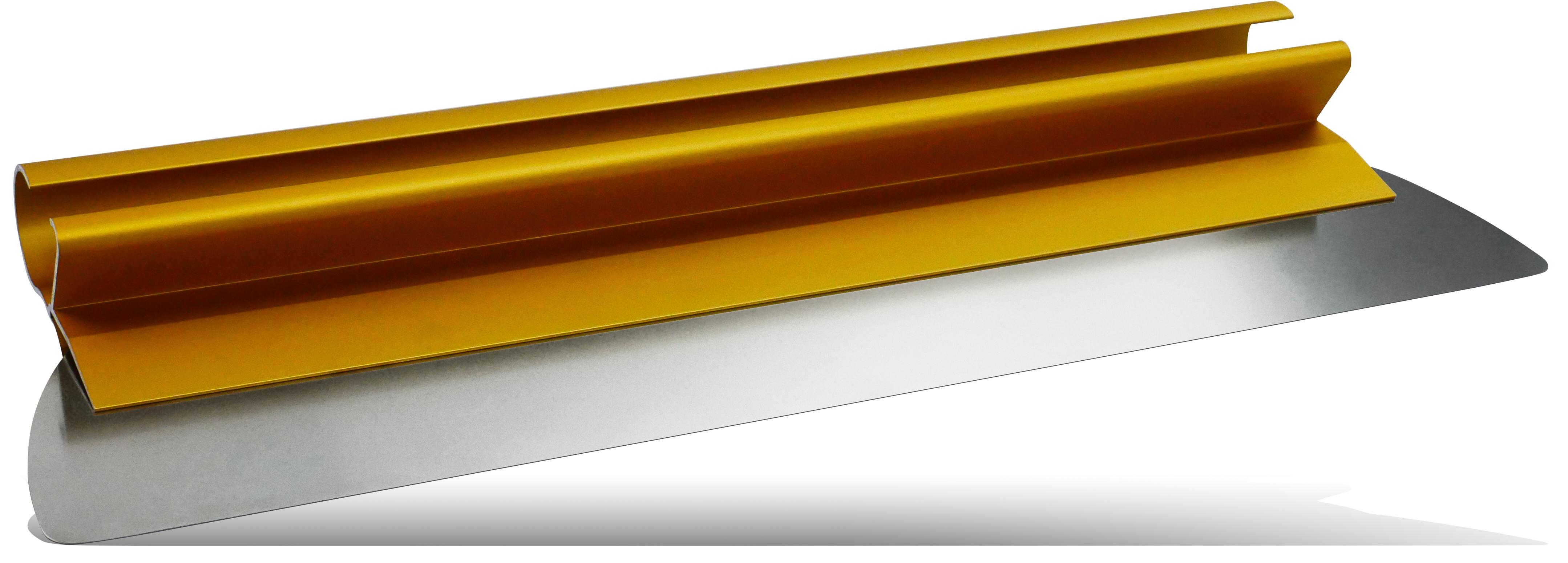Špahtla za gletanje PAJAQUICK GOLD 30% lakša, 400x90x0,3, PAJARITO