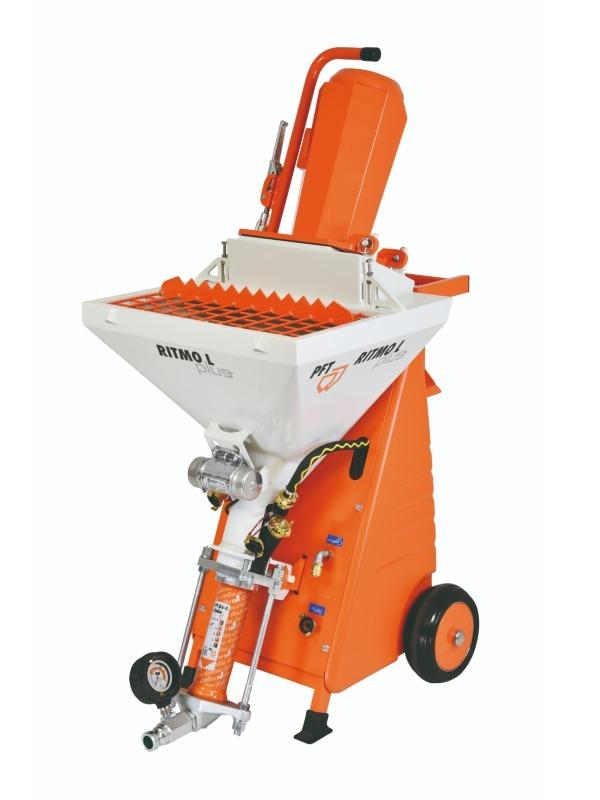 Stroj za žbukanje RITMO L PLUS FC-230V, PFT