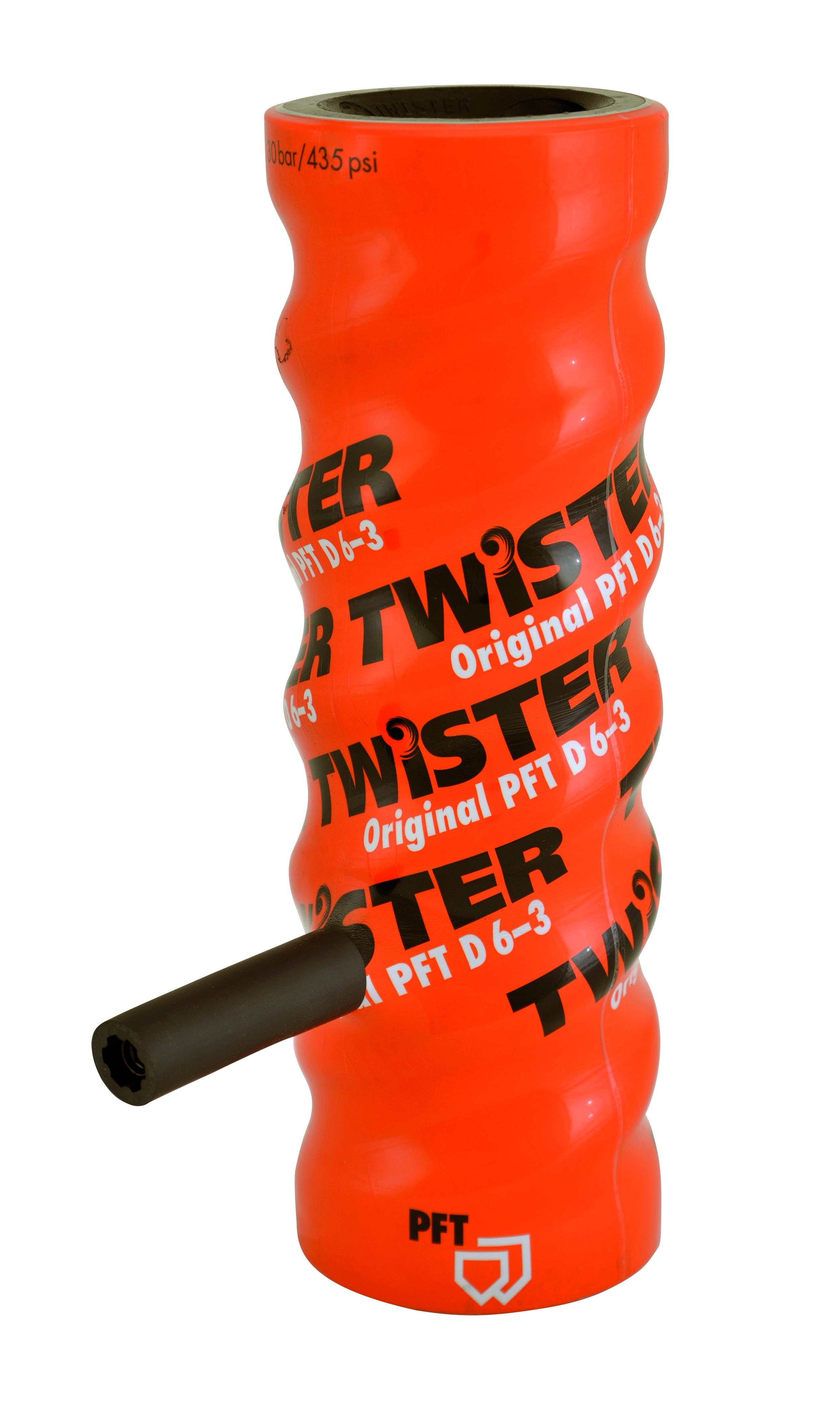 Stator-twister D6-3 PIN, PFT