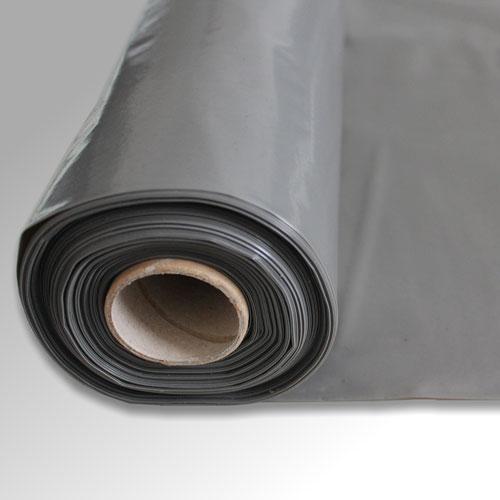 Zaštitna folija PE 0,15 crna, 2x25 m