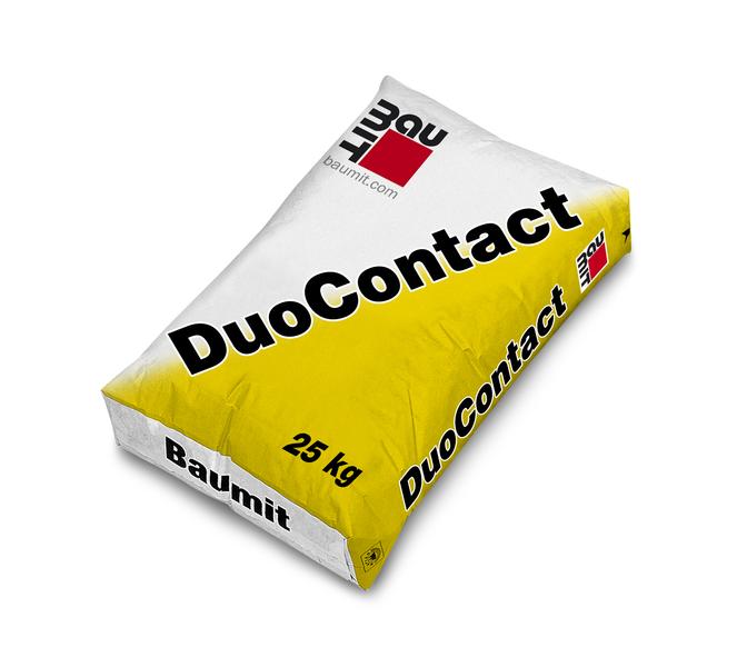 Ljepilo i masa za izravnavanje, DUOCONTACT, 25 kg, BAUMIT