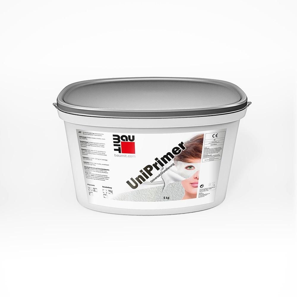 Univerzalni predpremaz za fasade, UNIPRIMER, 5 kg, BAUMIT