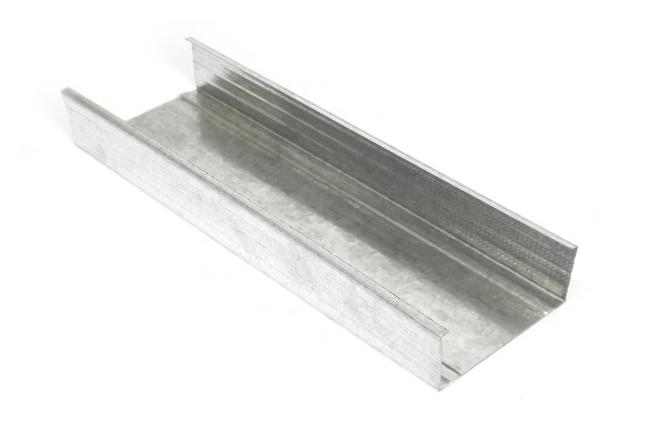 Profil za suhu gradnju CW 75x40x0,6x3000mm