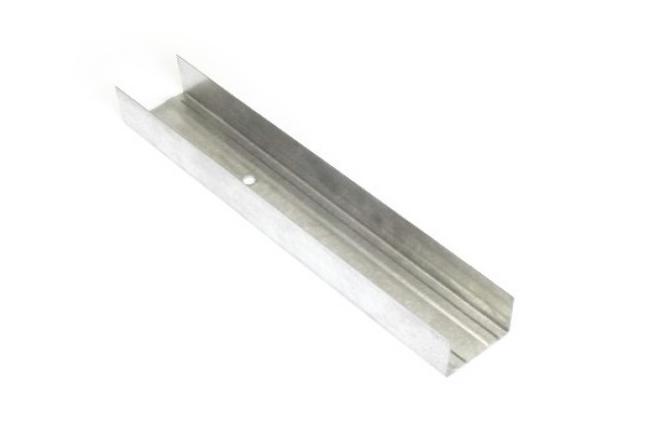 Profil za suhu gradnju UW 75x40x0,6x4000mm