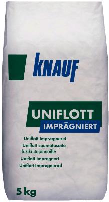 Glet masa impregnirana za obradu spojeva i površina gipsanih ploča, 5 kg, UNIFLOTT IMPR. KNAUF