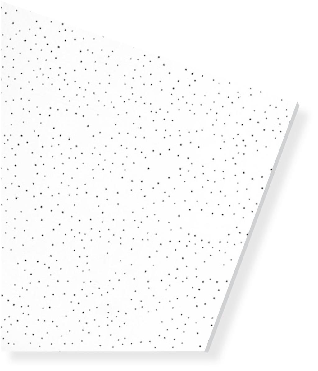 Stropna ploča mineralna  THERMATEX STAR SK, 15x600x600 mm, 5,04m2,  AMF